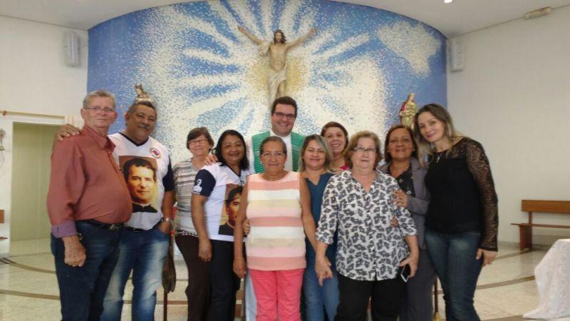 SSCC do Guarujá Marcam Presença em Retiro