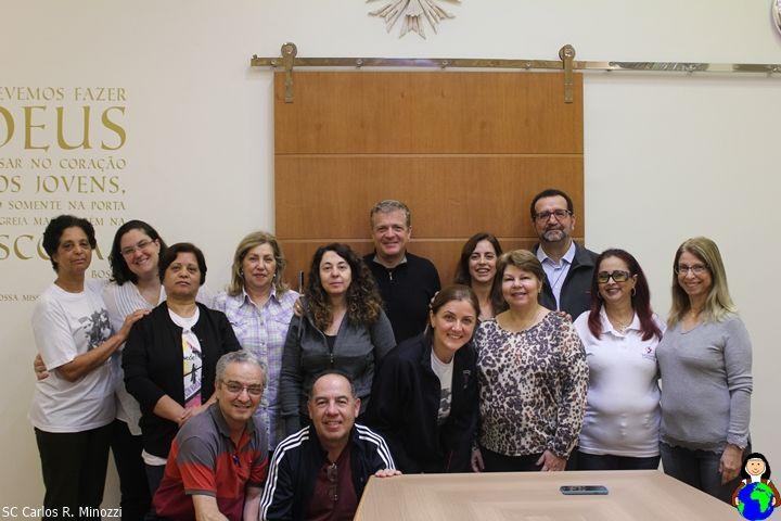 Conselheiro Geral Salesiano visita Oratório e Centro Local