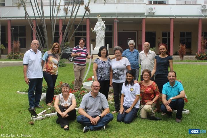 I Encontro de Formadores Provinciais da Região Brasil