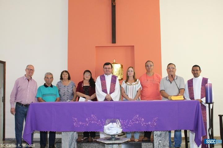 Seis novos SSCC elevam o Elenco de São Carlos