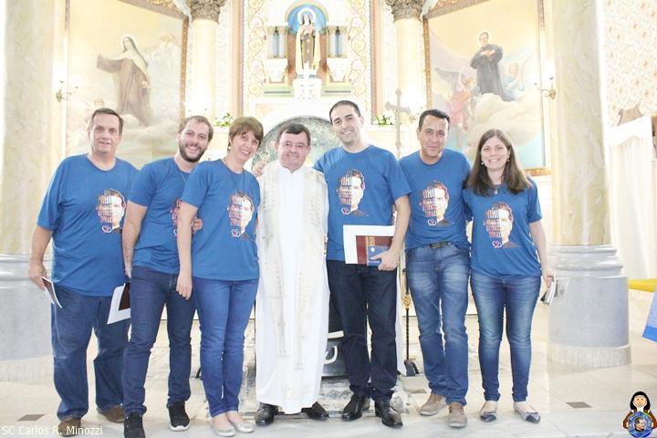 Seis novos Salesianos Cooperadores