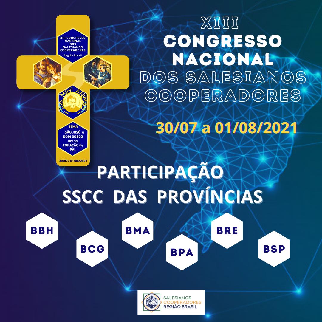 XIII Congresso Nacional dos Salesianos Cooperadores